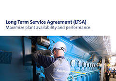 Long Term Service Agreement (LTSA)