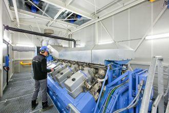 Bergen Engines AS | Homepage